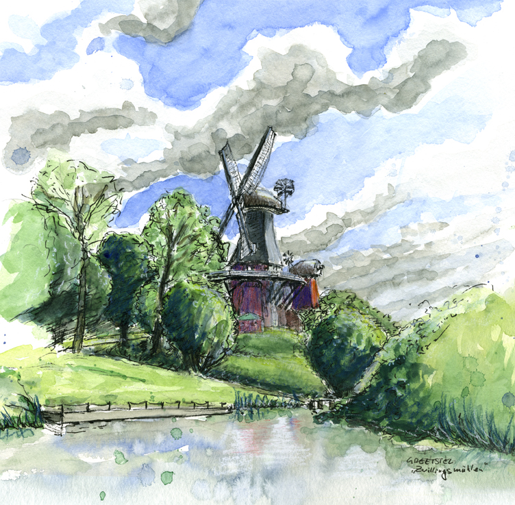 greetsiel_zwillingsmühle