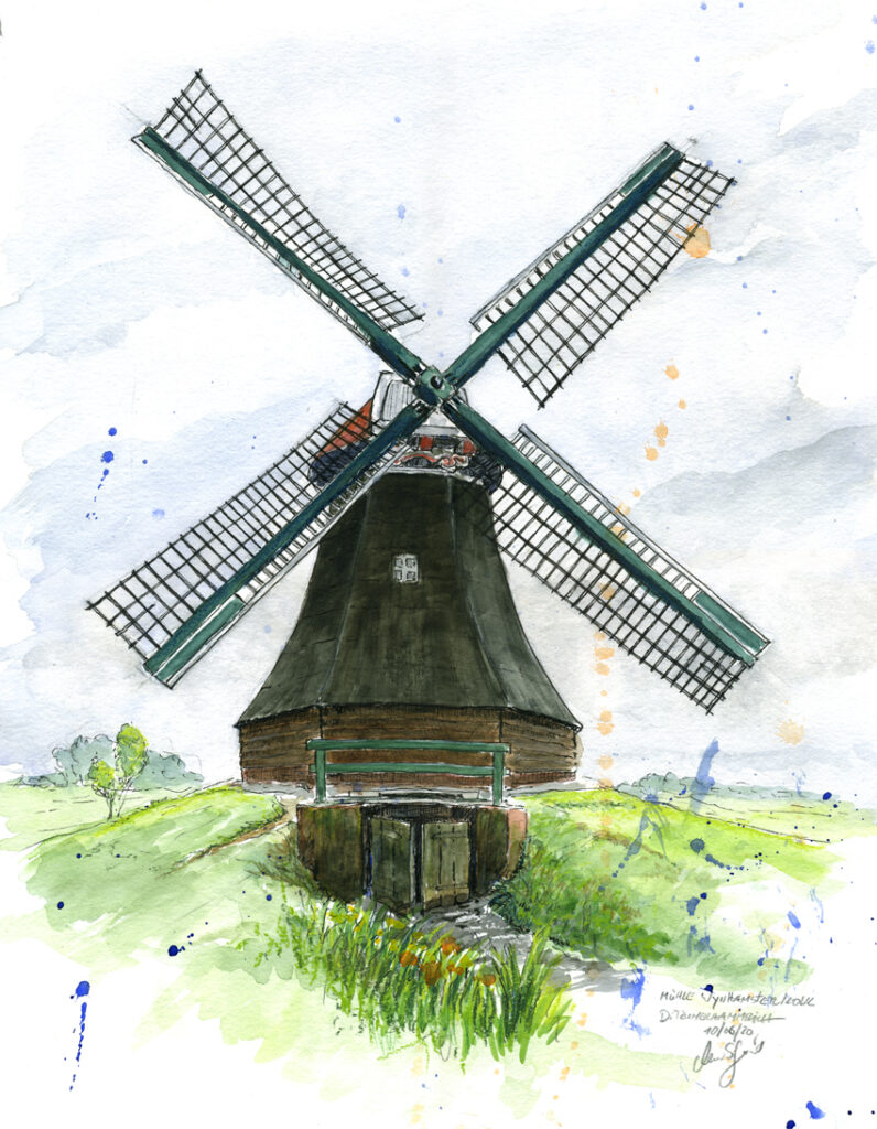 Wynhamster_Mühle